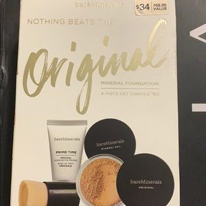 bareMinerals 4-piece set